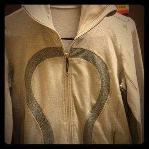 Lululemon Athletica Herringbone Define Jacket